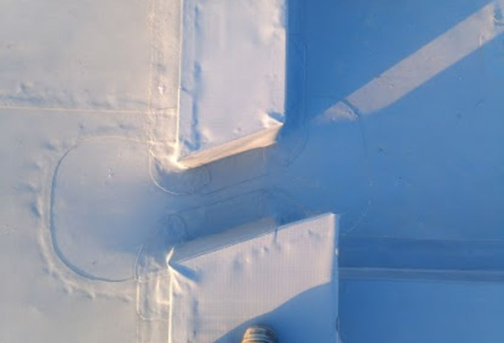 Izolace a rekonstrukce - ploché střechy