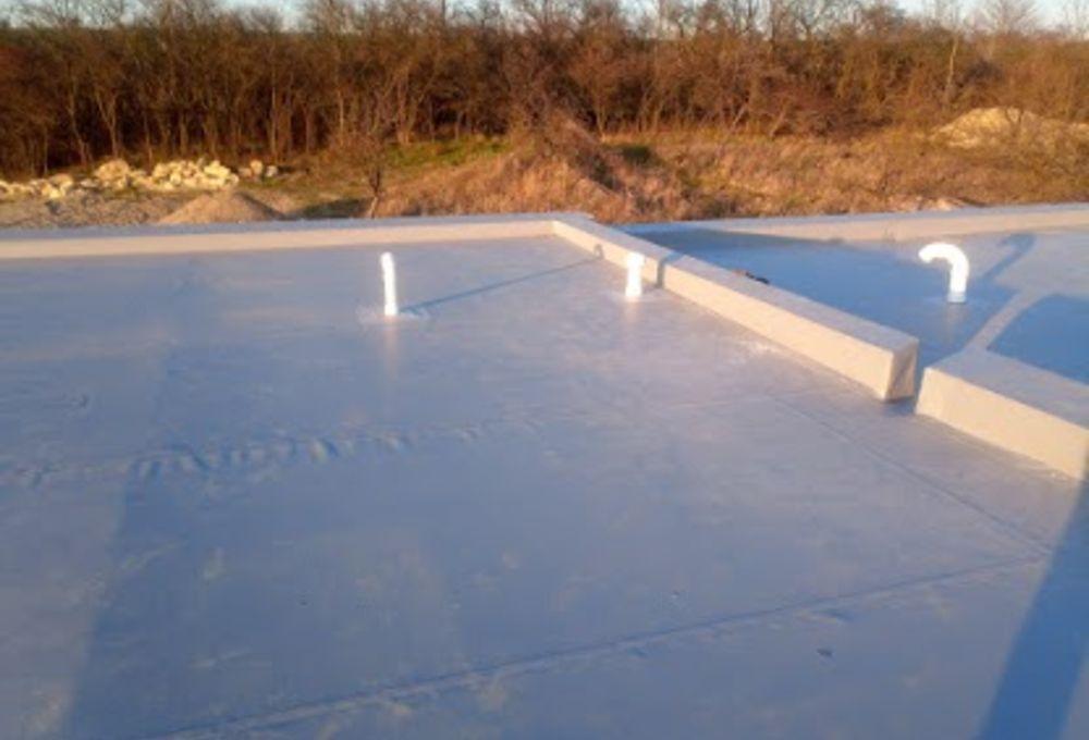 Izolace a rekonstrukce - ploché střechy, terasy, balkony