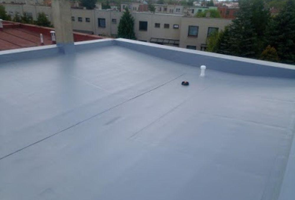 Rekonstrukce - střechy, terasy, balkony