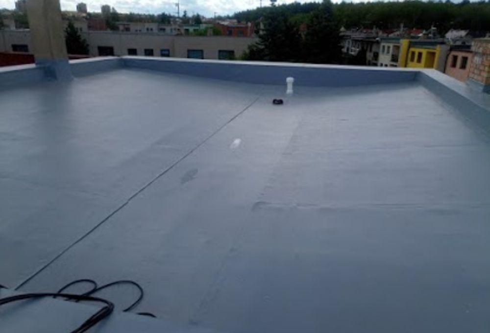 Rekonstrukce na klíč - střechy