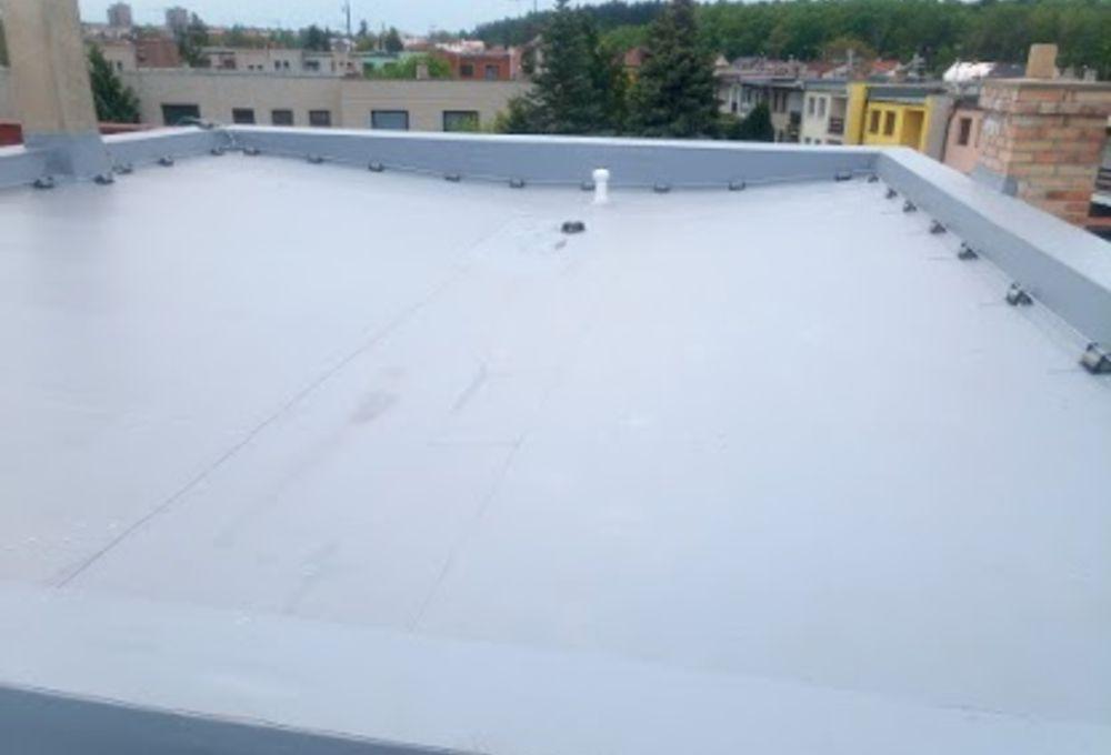 Izolace a rekonstrukce střech